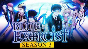 Blue Exorcist Season 3